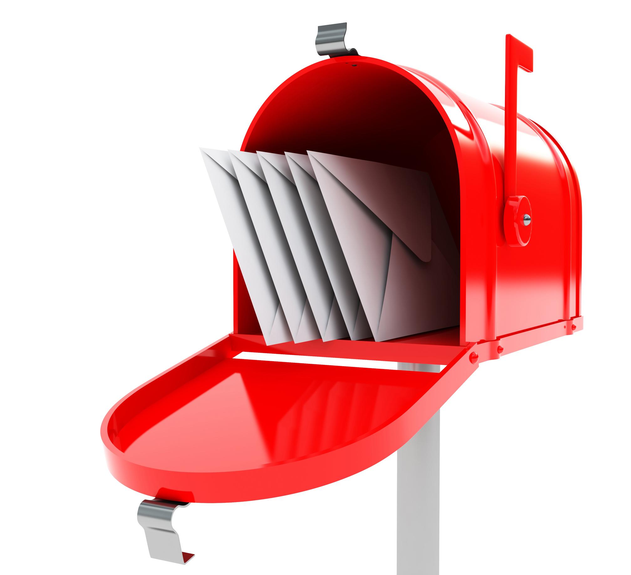 חלוקת דואר