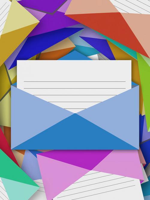 ביול וחלוקת דואר ממוען